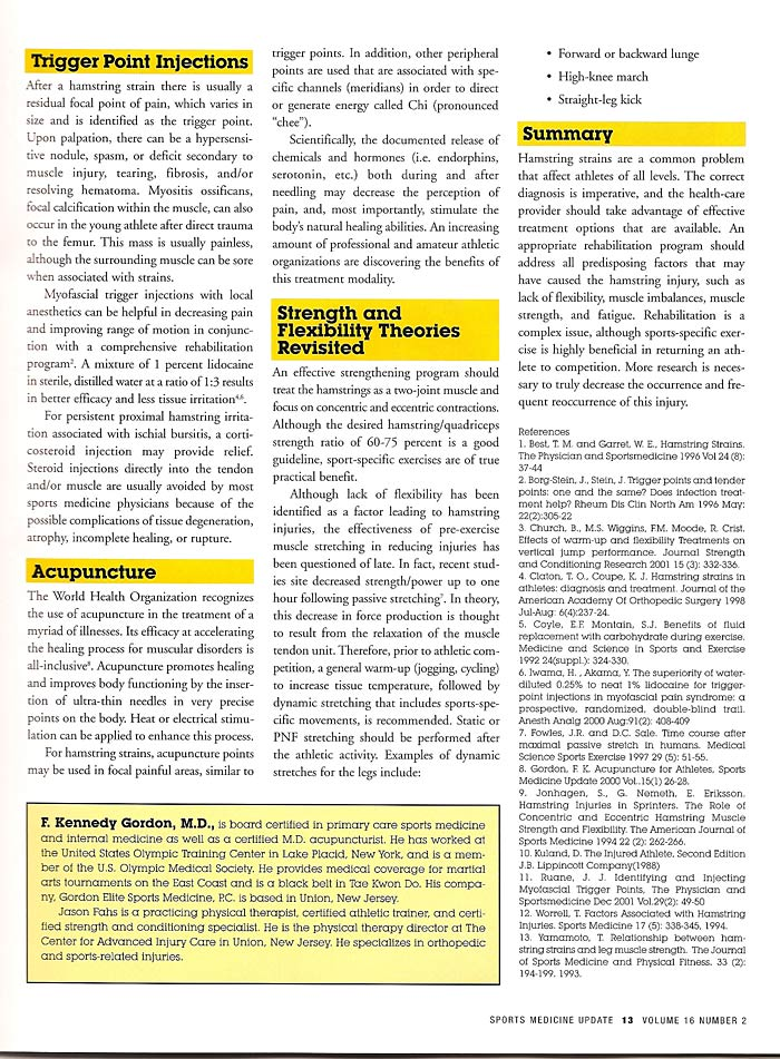 Hamstring Article – page 3