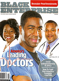 Black Enterprise America's Leading Doctors