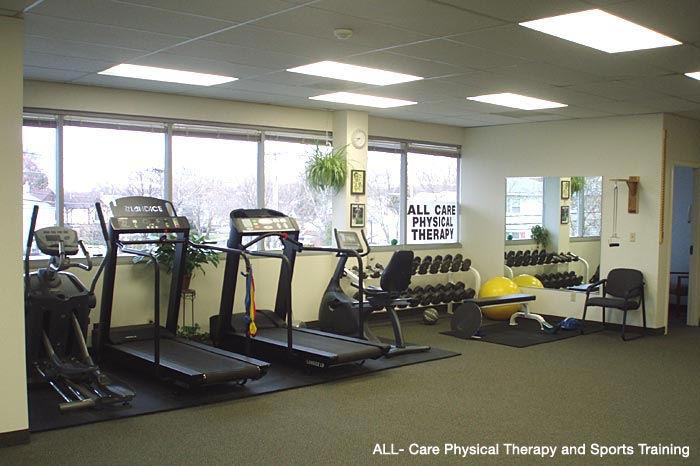 Physical therapy031 gordon elite sports medicine p c for Physical therapy office layout